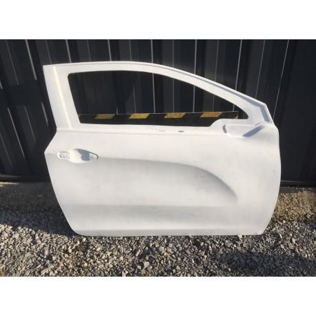 Porte droite en fibre pour Peugeot 208