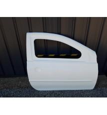 Porte droite en fibre de verre pour Renault Clio 3 RS