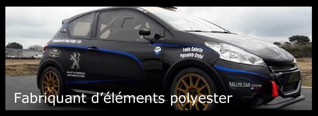 Vente en ligne de Pièces Auto Composites