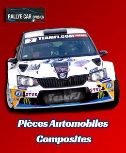 Rallye Car Division - Vente de pièces auto composite
